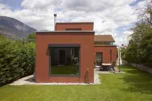 La maison du garde-voie Mijong Architecture Valais Sierre
