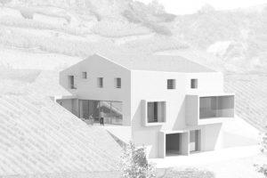 2014-Mijong-Maison-Nouvelle construction-Veyras-Valais-Suisse