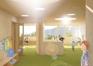 2015-Mijong Architects Valais-Competition-School-Grimisuat-Switzerland