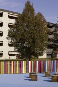 2009-Mijong-Cour Ecole-Transformation-Vissigen-Sion-Valais-Suisse
