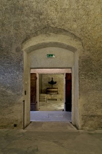 "2010-Mijong Architects Valais-Remodeling-Vaults of the ""Prieuré""-Lens-Switzerland"