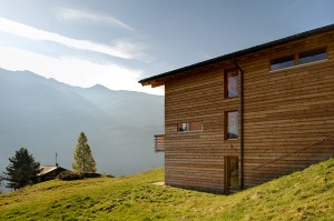 2008-Mijong Architects Valais-New construction-Chalet-Giétroz-Switzerland