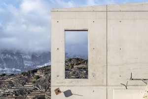 2014-Mijong Architects Valais-New Construction-Cône de Thyon-Sion-Switzerland