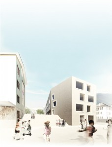 2014-Mijong Architects Valais-Competition-School-Riddes-Switzerland