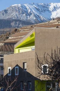 2013-Mijong Architects Valais-New construction-Nursery and school-St-Leonard-Switzerland