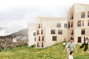 2013-Mijong Architects Valais-Competition-Housing-Chermignon d'En-Haut-Switzerland