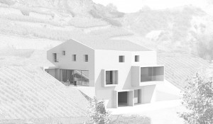 2014-Mijong Architects Valais-New Construction-House-Veyras-Switzerland