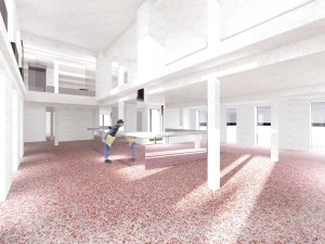 2015-Mijong Architects Valais-Competition-Co-working space-Zurich-Switzerland