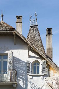 2017-Mijong Architects Valais-Remodeling-Historic House-Sierre-Switzerland