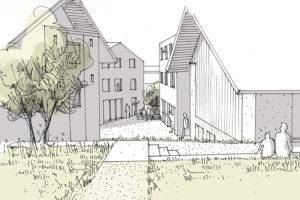 2018-Mijong Architectes-Coeur du village-Concours-Arbaz-Valais-Suisse