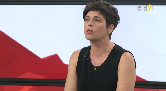 Carole Pont speaks at Le journal Canal 9 about Architecture