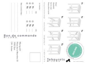 Mijong-Bon de commande Tabourets 1