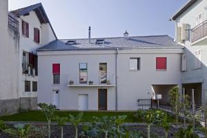 2012-Mijong Architects Valais-Remodeling-Village House-St-Leonard-Switzerland