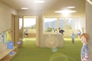 2015-Mijong Architects Valais-Competition-School-Grimisuat-Switzerland