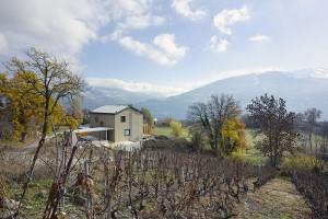 2013-Mijong Architects Valais-New construction-House-Savièse-Switzerland