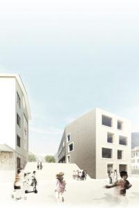 2014-Mijong Architects Valais-Competition-School-Riddes-Switzerland
