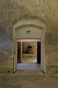 "2010-Mijong Architects Valais-Remodeling-Vaults of the ""Prieuré""-Lens-Switzerland"