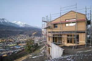 2014-Mijong Architects Valais-New Construction-Family House-Salins-Valais-Switzerland