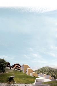 2015-Mijong Architects Valais-Competition-EMS-Vissoie-Switzerland