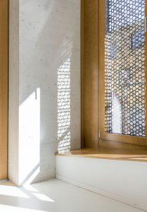 2016-Mijong Architects Valais-New construction-Village Square-Vétroz-Switzerland