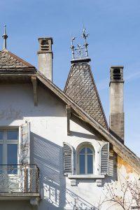 2017-Mijong Architects Valais-Remodeling-Historic House-Sierre-Switzerland