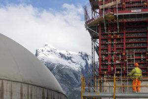 2021-Mijong-Ecoenergy valais-Halle industrielle-Nouvelle construction-Vétroz-Valais-Suisse